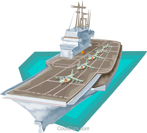 Green aircraft carrier