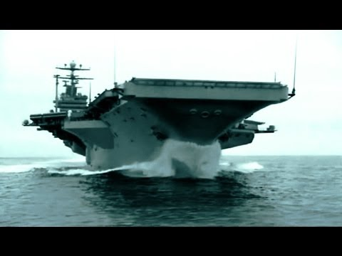 Large aircraft carrier