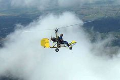 Large autogyro. Best gyrocopters for
