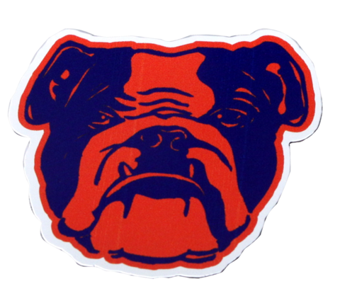 Large clip bulldog. Na magnets online bookstore