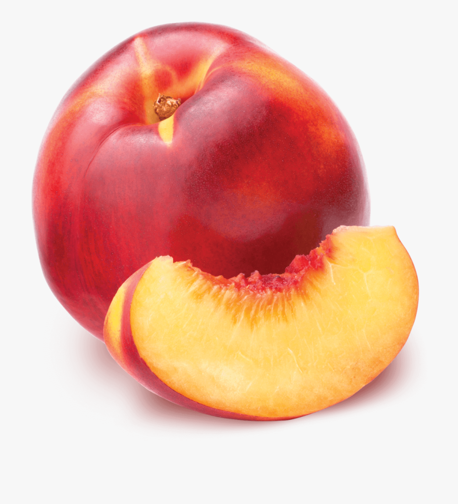 White nectarine. Download for free png