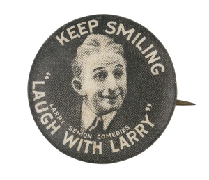 Larry drawing famous. Semon comedy powerhouse and