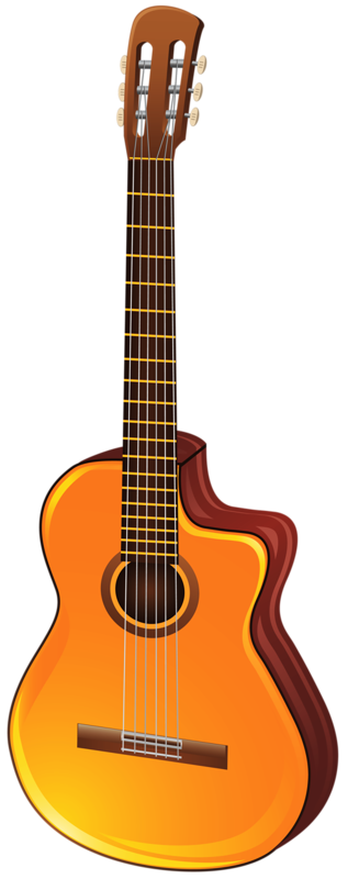 Larry drawing guitar. Png animated pictures