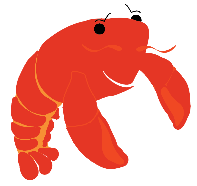 Larry the lobster png. Meet t life care