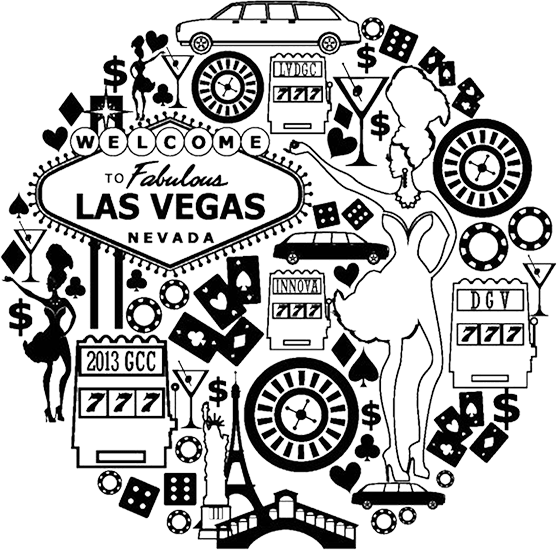 Las vegas clipart sketch. Where to go if