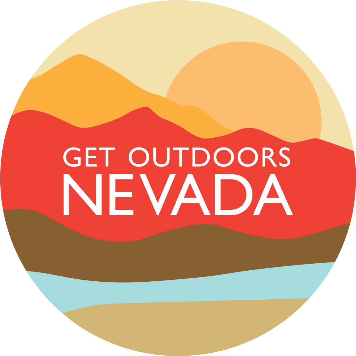 Las vegas clipart doodle. Get outdoors nevada things