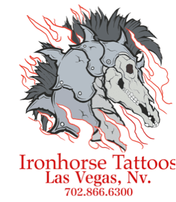 Las vegas clipart tattoo. About iht ironhorse