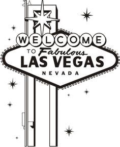 Las vegas clipart tattoo. Tattoos pinterest welcome sign