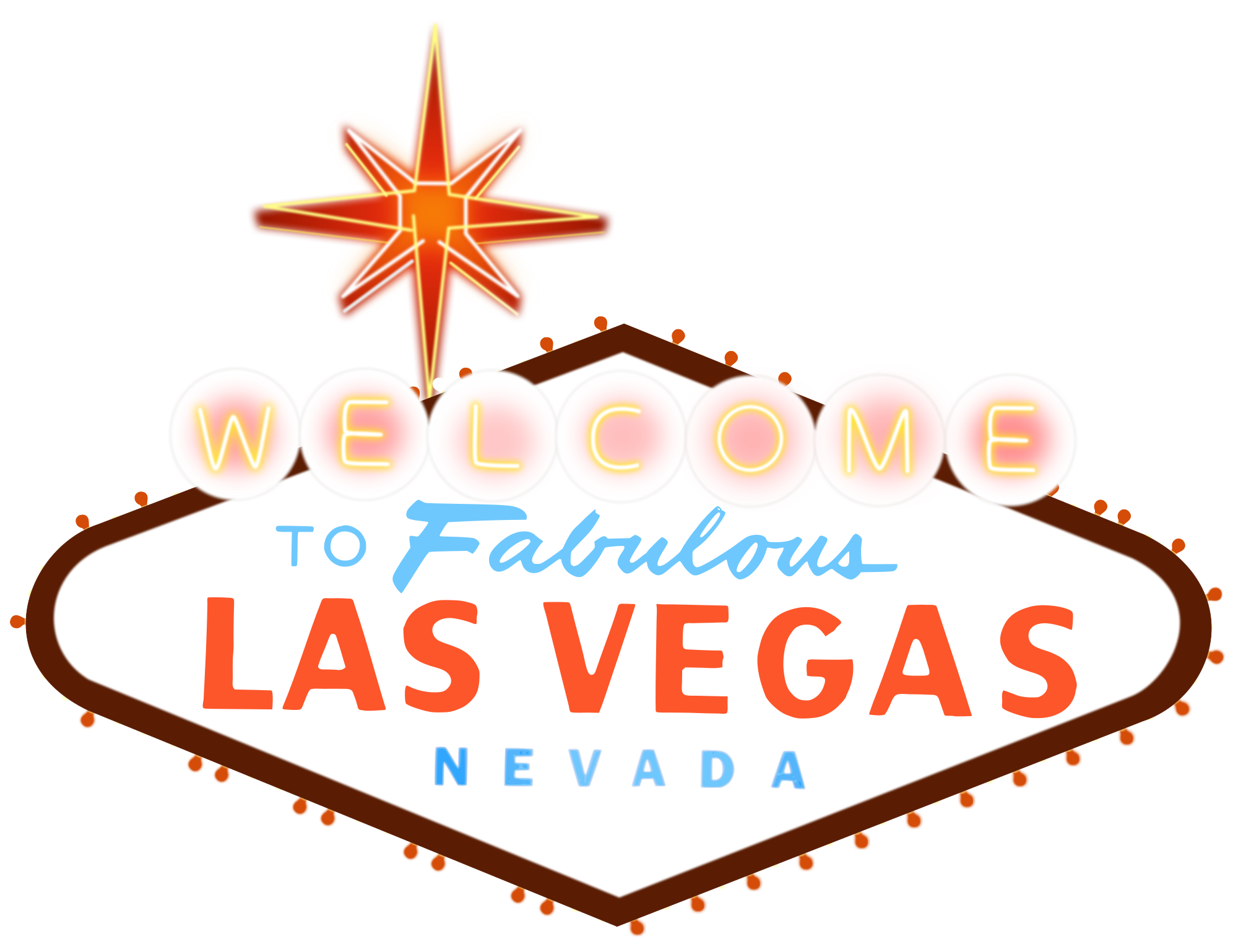 welcome to las vegas sign png