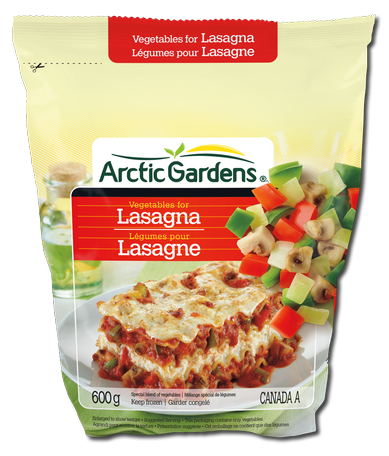 Lasagna drawing food ingredient. Best recipes of frozen