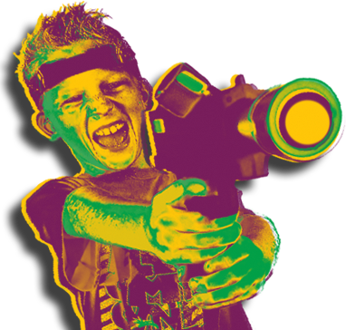 Laser tag png. The game guys mobile