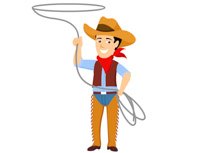 Lasso clipart cowboy up. Search results for clip