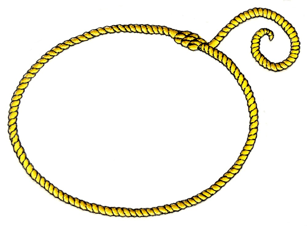 Lasso clipart outline. Free rope cliparts download