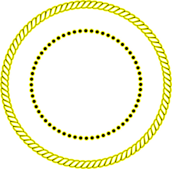 Rope clipart braided rope. Free border download clip