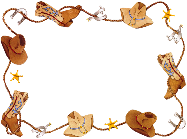 cowboy clipart old west cowboy