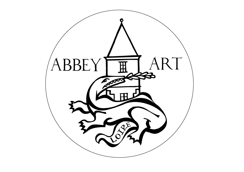 Latest drawing artistic. Abbey art loire express