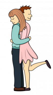 Latest Drawing Couple Transparent Png Clipart Free Download Ya