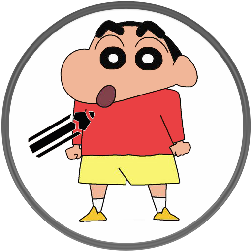 Latest drawing easy. How to draw shinchan