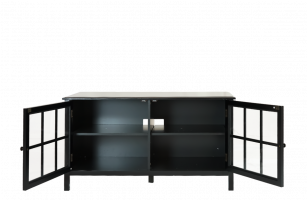 Drawing tv console. For bedroom hidden minimalist