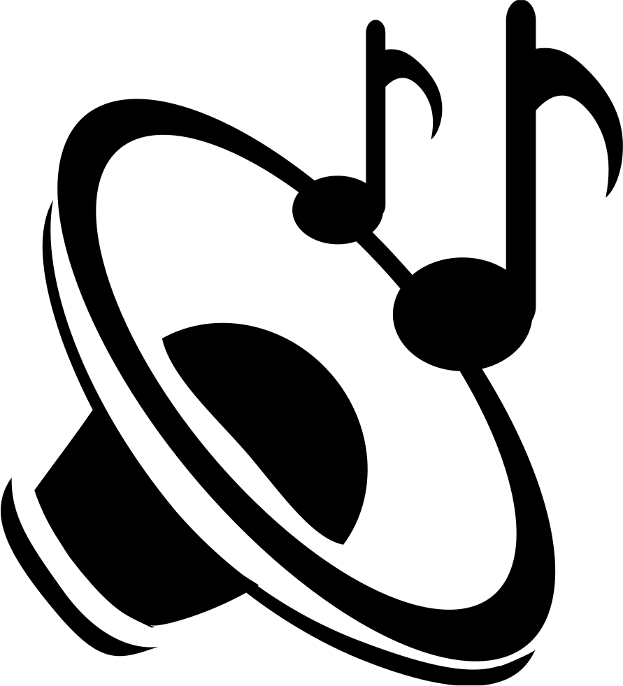 Music png. Svg icon free download