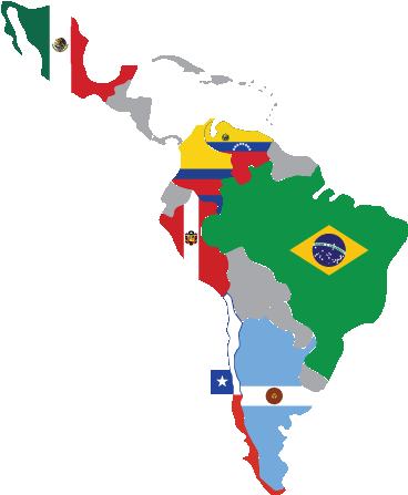 Latin america flags png, Picture #1776787 latin america ...