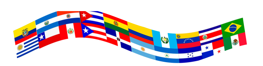 Latin america flags png. Concilio s th annual