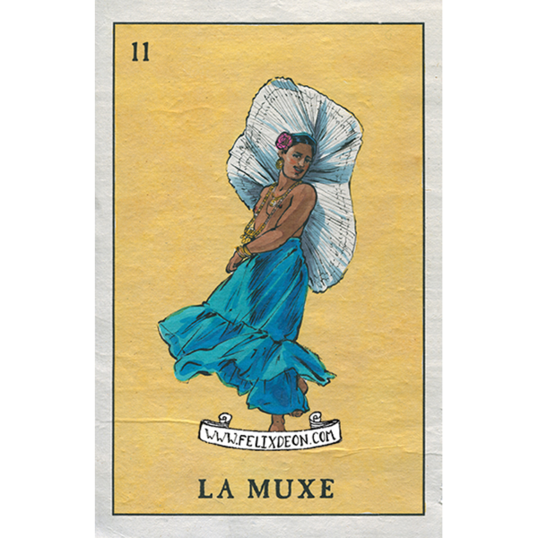 La muxe photo mexican. Latino drawing queer jpg royalty free library