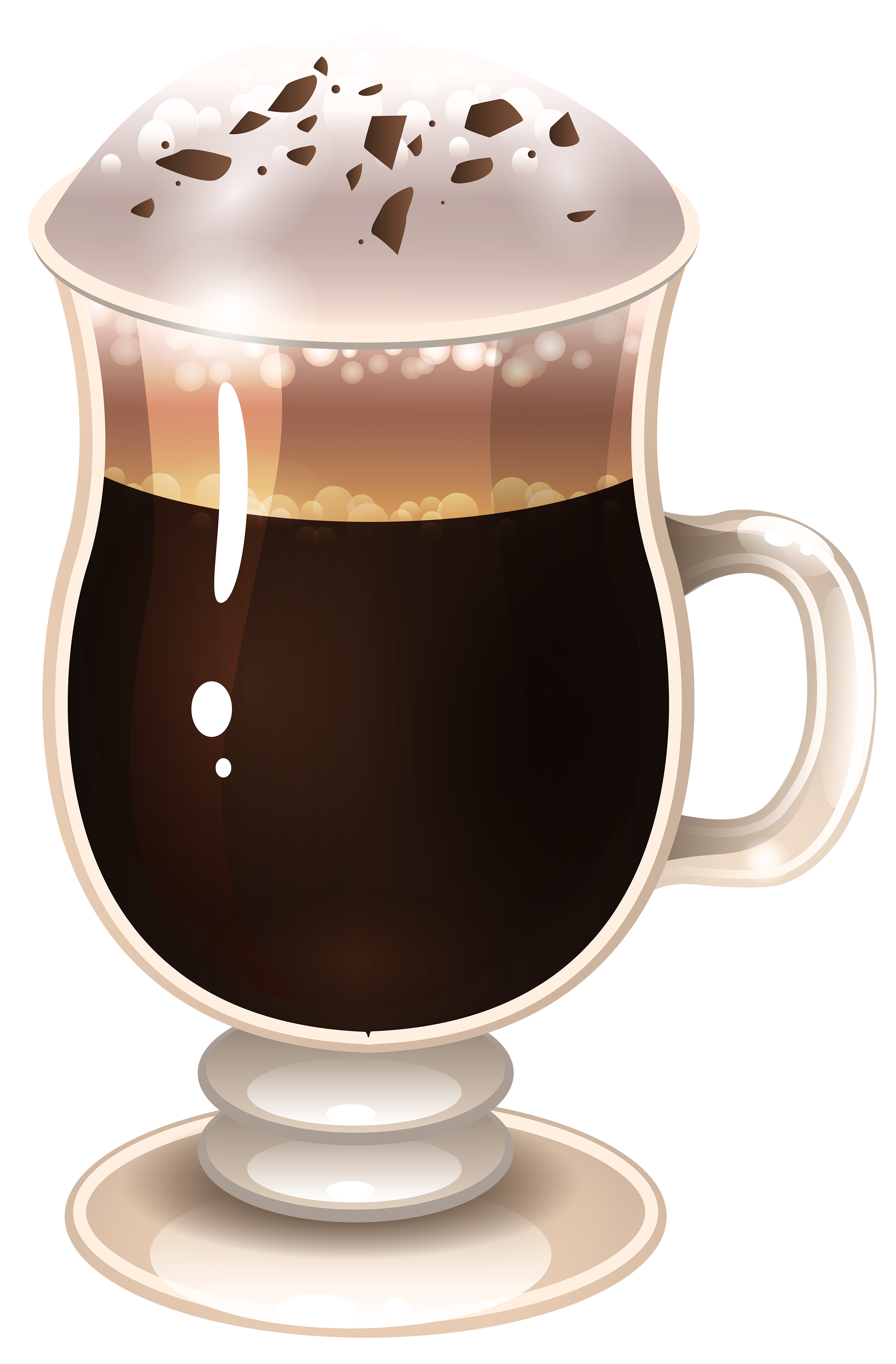 Coffee clip latte. Png clipart image gallery