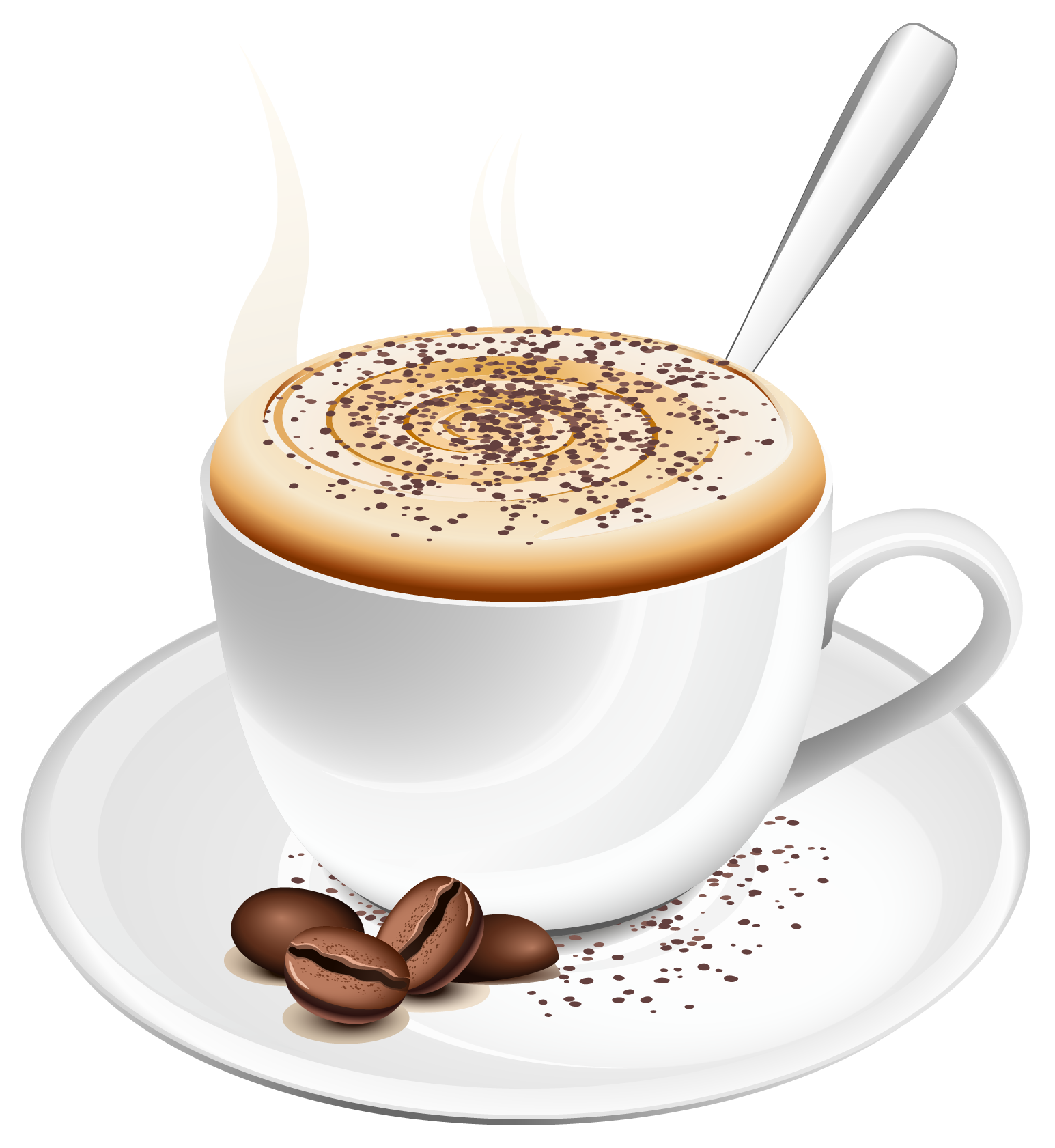 Coffee clipart png. Cup of