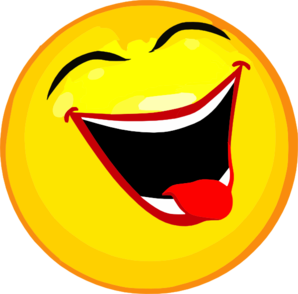 Laughing clipart. Big laugh