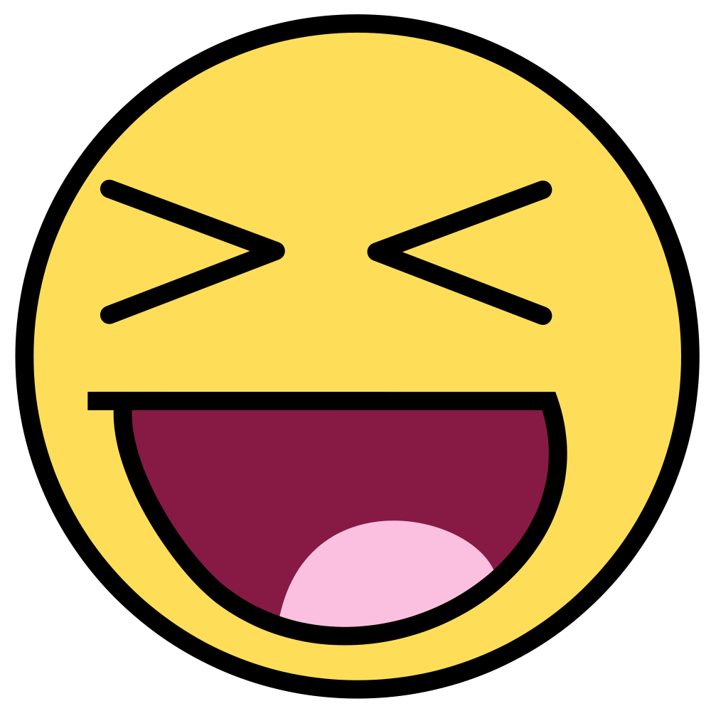 Laugh clipart. Free smiley cliparts download