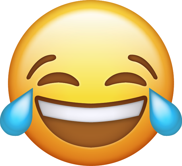 Laugh crying emoji png. Download tears icon emoij