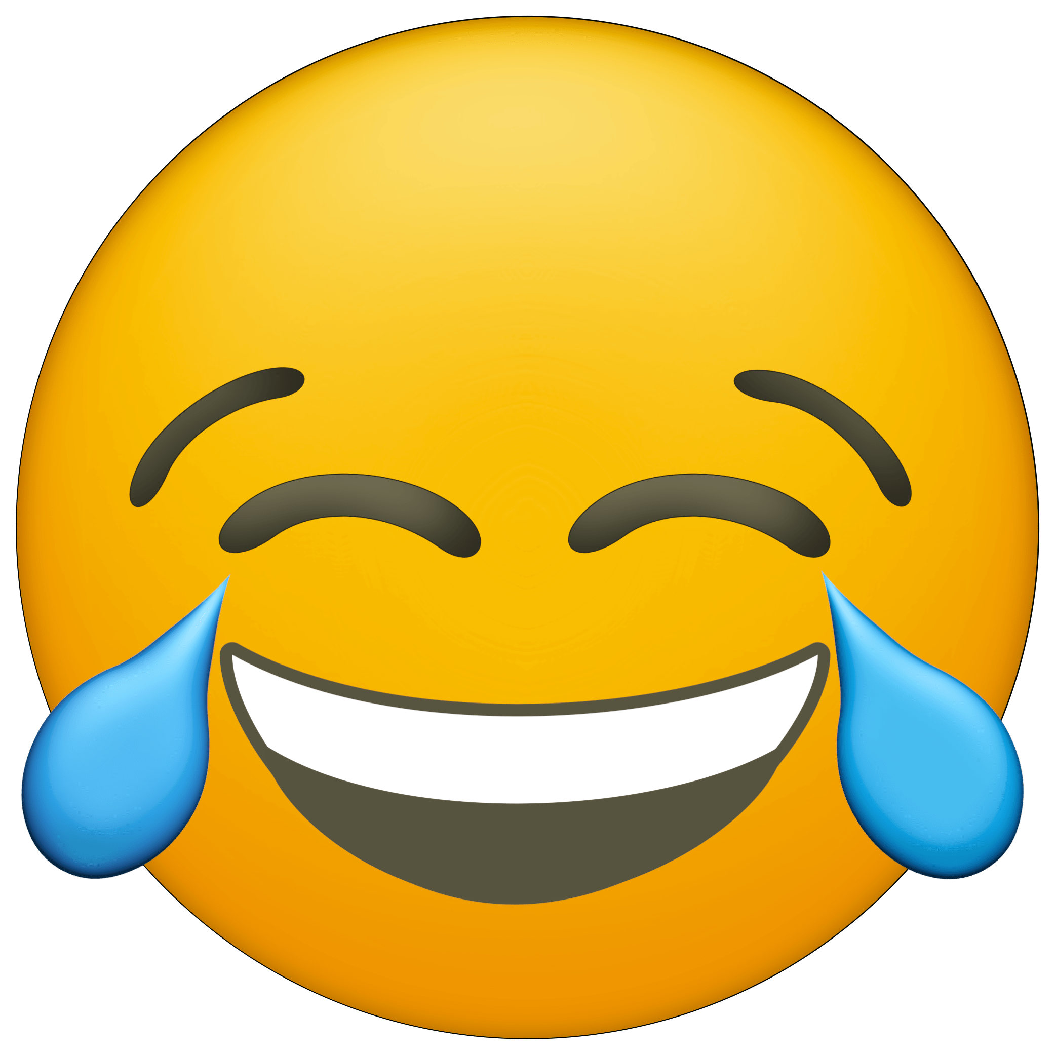 Laugh crying emoji png. Laughing emojis pinterest cryinglaughingpng