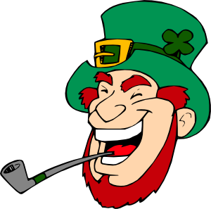 Pipe clipart cartoon. Laughing man smoking clip