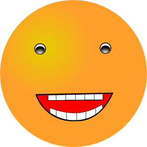 Laughing clipart cartoon. Animated laughter