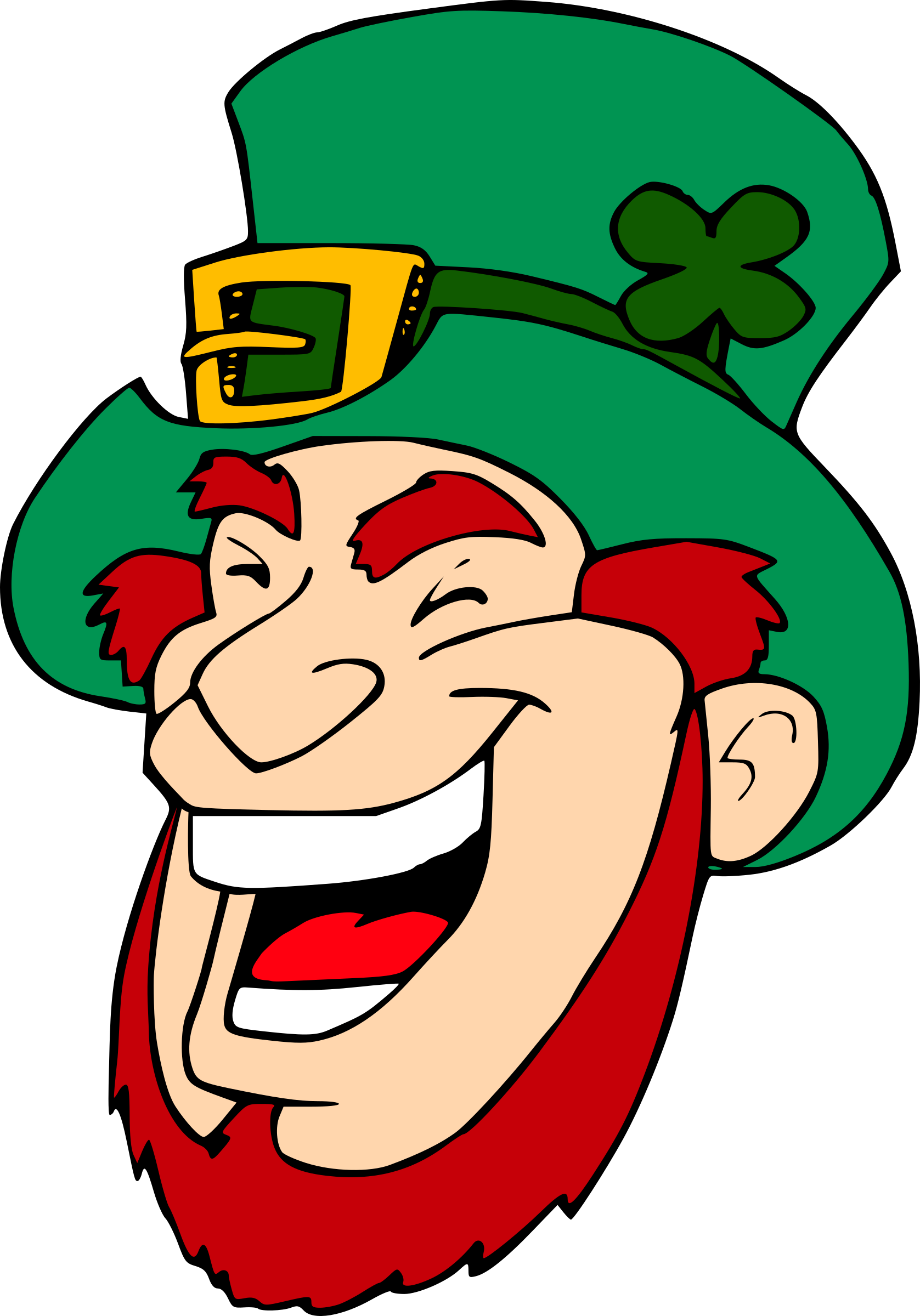Laughing leprechaun png. Icons free and downloads