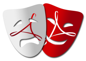 Laughing mask png. Pdfs on the web