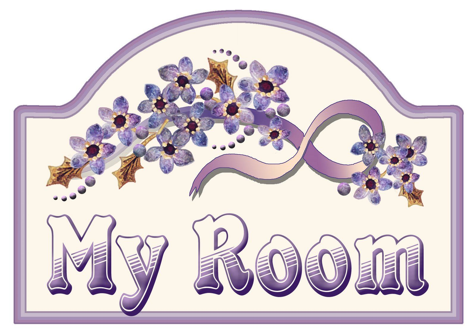 Laundry clipart laundry sign. Artbyjean purple wood roses