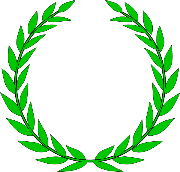 olive wreath png