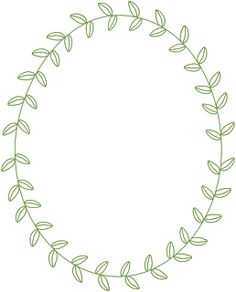 Laurel clipart round vine. Free frames ribbons dividers banner black and white library