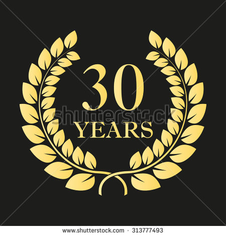 anniversary wreath icon. Laurel clipart years service awards svg freeuse library