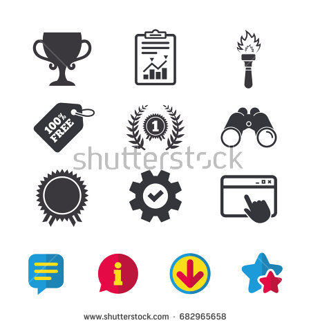 Laurel clipart years service awards. First place award cup banner free download