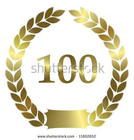 Golden wreath stock illustration. Laurel clipart years service awards jpg royalty free library