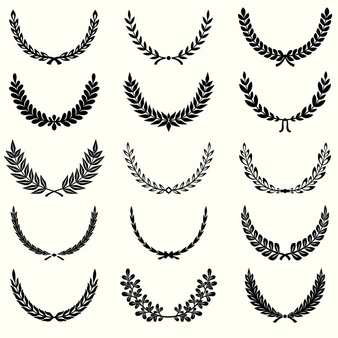 Laurel clipart. Vectors photos and psd graphic free library