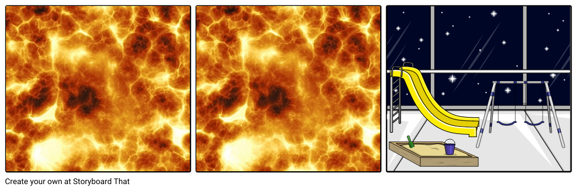 Lava vector ground. The is storyboard by