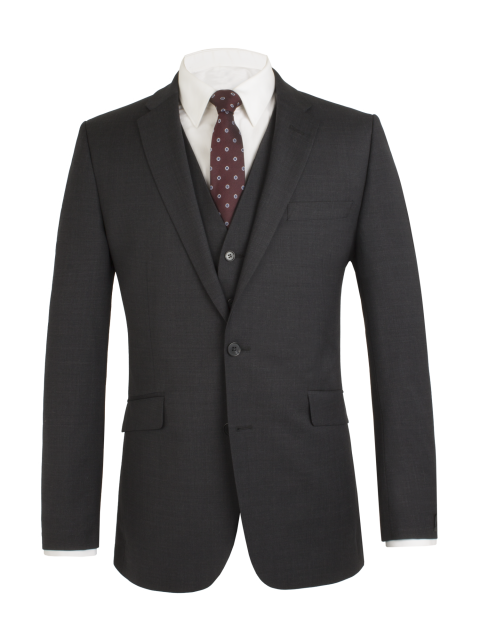 All suits scott by. Lavalier clip charcoal suit jpg black and white