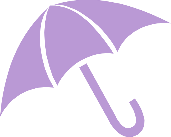 Lavender clipart svg. Umbrella clip art at