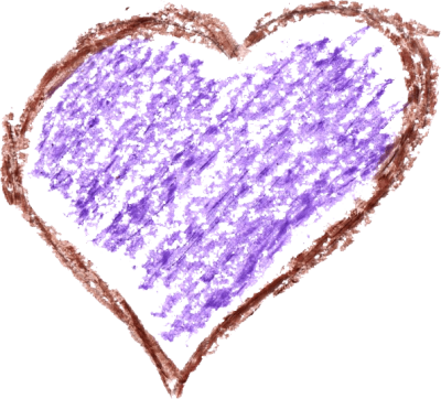 Lavender drawing png. Heart image dlpng