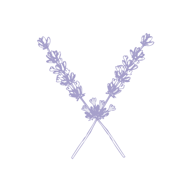 Lavender flowers png. Sweetwater floral submark lavenderpng