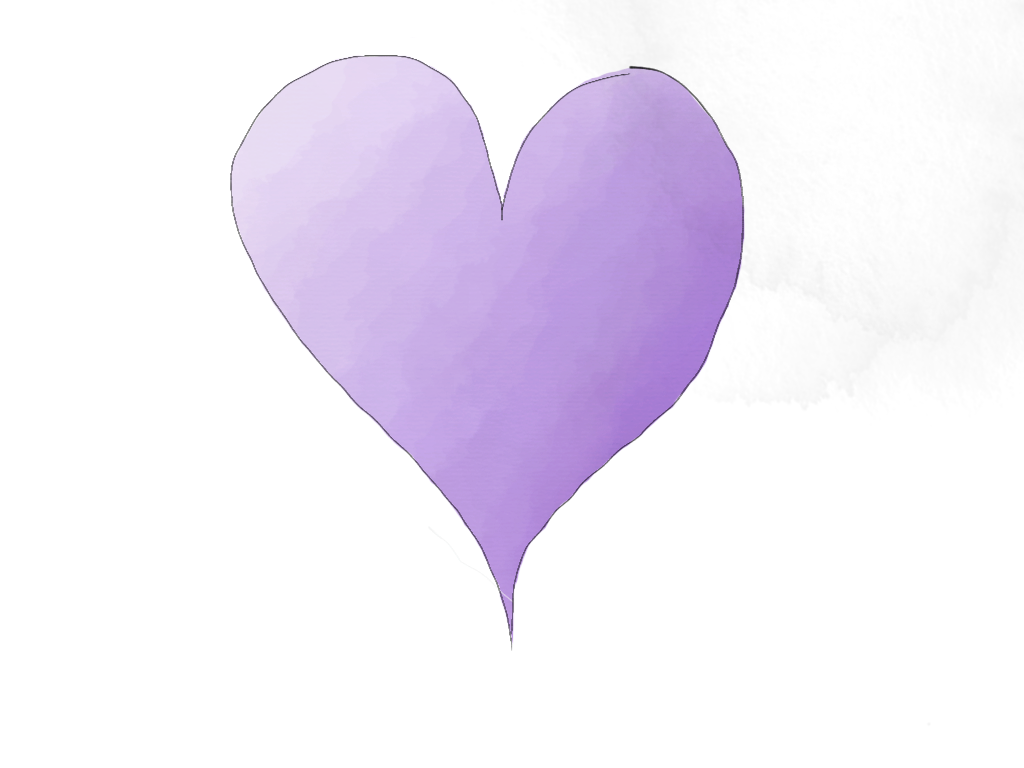 Lavender heart png. File purple wikimedia commons